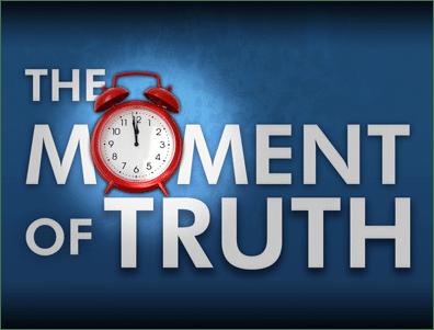 momenten van de waarheid